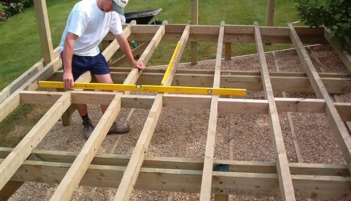 Decking Help Frequently Asked Questions And How To Build A Deck