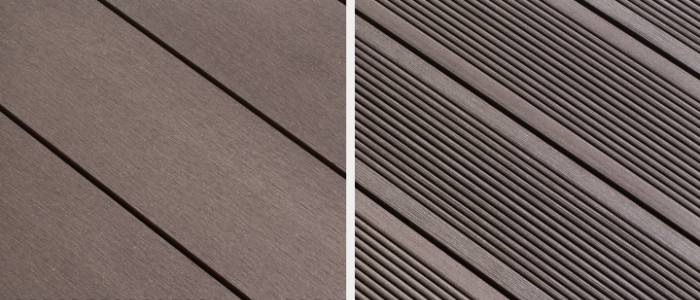 SmartBoard Chocolate Brown Composite Decking